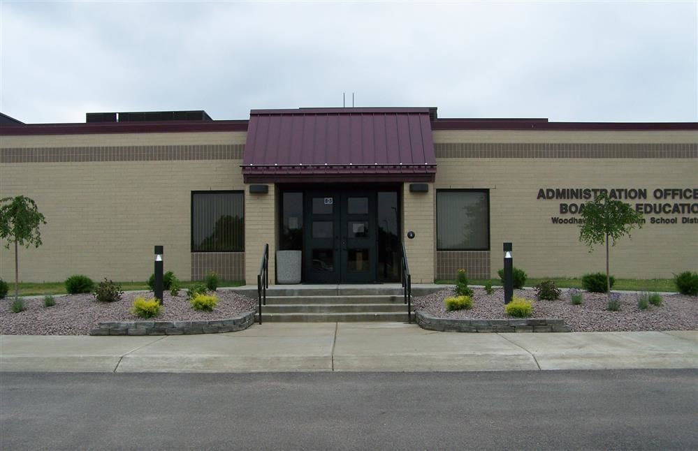 Photo of Board of Education Offices