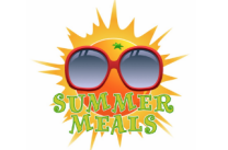 Sun with Summer Meals wording