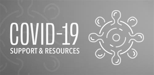 COVID-19 Supports & Resources wording