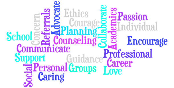 Counseling related wording