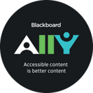 Blackboard Ally Alternative Formats