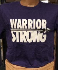 Nike Warrior Strong Purple T-shirt