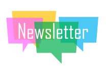 Newsletter wording